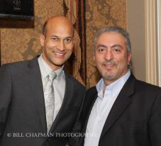Victor Ghannam and Keegan Michael Key